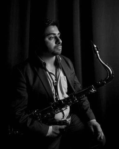 Sam Saxophonist
