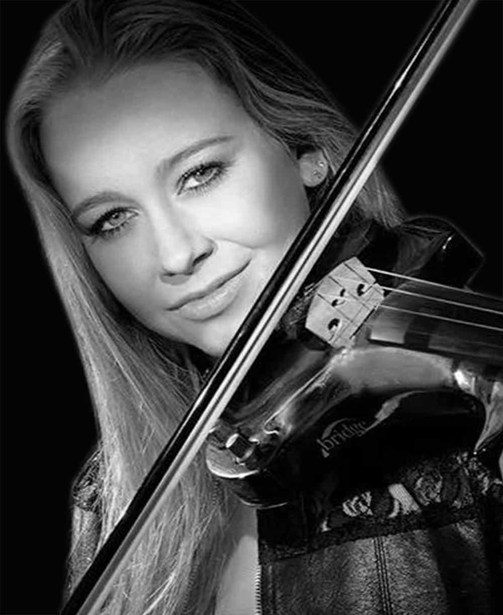 Violin Girl Violinst