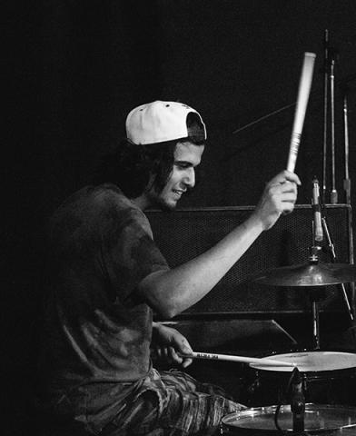 AJ - Drummer